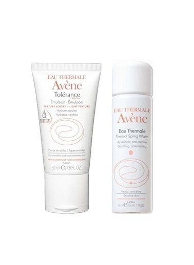 Avène Avene Tolerance Extreme Emulsion 50ml Set Renksiz